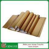 Специальный Gold разорванные ткани Paperfor пленки с возможностью горячей замены
