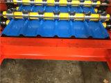 Roulis en acier de couleur formant des prix de machine