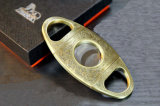 Lubinski Ultra-Thin Stainless Steel Golden & Silve Cigar Cutters & Ciseaux (ES-LI-004)