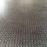 Das Gleitschutzholz, das schwarze Pappel-Film Shuttering ist, stellte Furnierholz-Bauholz gegenüber (12X1250X2500mm)