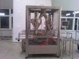 Máquina de Rellenar Dos de los Carriles Cuatro del Llenador del Polvo de Alta Velocidad Automático de la Proteína