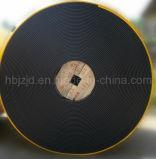 Electricidad antiestático Transportador de cinta de goma de nylon
