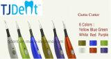 Drahtloser schneller u. sicherer zahnmedizinischer Guttapercha-Scherblock (GC-8)
