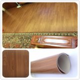 Revêtement de sol en vinyle PVC en épaisseur de 1,6 mm Carreaux en bois tissés