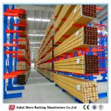 Equipamentos industriais Heavy Duty Q235 Steel Cantilever Arm Racks