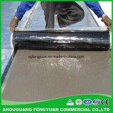 건물 지붕을%s HDPE 자동 접착 가연 광물 방수 막