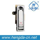 Плоские замки шкафа кнопка замка (YH9575)