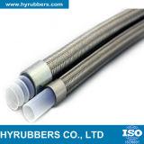 Teflon hydraulique Hosr de boyau avec OIN 9001
