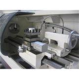 Máquina nova do CNC das máquina ferramenta grandes do torno do eixo para o baixo preço Ck6140b da venda
