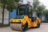 Junmaの道の機械装置二重ドラム振動機械が付いている10トンの道ローラーJm810h