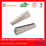 Neodymium Wedge Magnet / Rare Earth Wedge Magnet