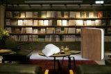 [ردينغ بووك] ضوء مع أثاث مدمج [لد] خفيفة [بلوتووث] المتحدث لعب