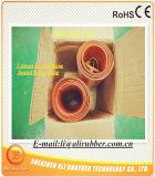 De Rubber Algemene Verwarmer 380V 1800W 1200*5000*1.5mm van het silicone