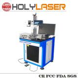 Hecho en la máquina ULTRAVIOLETA Hsgp-3With7With10W de la marca del chorreo de arena del laser de China
