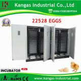 Le meilleur incubateur automatique de vente d'oeufs de poulet