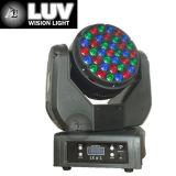 Luv-L103 37X3w LED-licht met bewegende kop