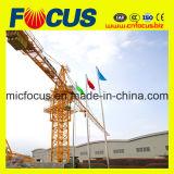 Gru a torre massima della costruzione del caricamento 10t di buona qualità per il macchinario di costruzione