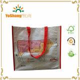 Sacco laminato del polipropilene, sacco di modo pp, sacco tessuto pp della Cina