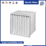 Filtre à manches de perfection de bâti d'alliage d'aluminium de climatisation