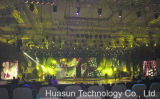 Flc1600p25mm 불규칙한 형태 LED 영상 커튼