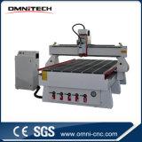 Cortadora de madera del CNC de la fuente de la fábrica de China