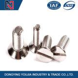 Conveniente para los tornillos principales avellanados ranurados micro inoxidables de la prueba 1m m del moho del acero de la maquinaria M0.4-1.4 de la precisión