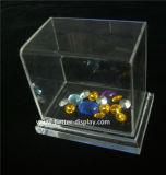 주문 아크릴 명확한 플라스틱 전시 상자