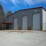 Edificio de acero prefabricado para el taller industrial