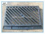 モロッコのステンレス鋼の鋳鉄のマンホールカバー溝の格子