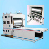 Machine d'impression Flexo à carton ondulé semi-automatique