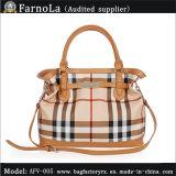 Wannen-Form PU-lederne Handtaschen (AFV005)