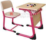 Эргономическая одиночная конструкция таблицы студента для школы