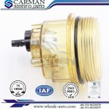 Protezione di plastica gialla delle parti di motore di colore per il filtro K1006530
