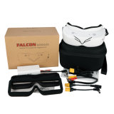 5.8G DVR Falcon Fg01 Fpv Googles com entrada HDMI