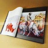 Impression de livre de livre À couverture dure d'impression de livre d'art de qualité