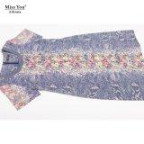 Vestito medio dalla fibra causale delle donne della sig.na You Ailinna 300689-1