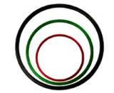 EPDM O Ringh per i tubi con molti colori