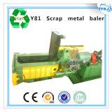 Balle hydraulique de fer faisant la machine (qualité)