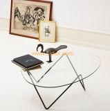 (SD-5003) Журнальный стол стекла мебели комнаты самомоднейшего трактира гостиницы живущий