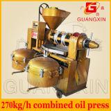 최신 판매! Oil Filter를 가진 해바라기 Oil Pressing Machine