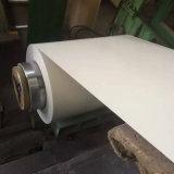 2018熱い販売の鋼鉄屋根ふきのシート材料は鋼鉄PPGIコイルをPrepainted