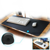 Tapete de teclado grande personalizado e tapete de mesa, tecido de capa retangular. Digital Color Vivid, lavável.