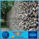 La Banca di fiume galvanizzata protegge il materasso di Reno del cestino di Gabion
