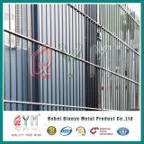卸し売り安い二重金網の塀か装飾用の二重ループワイヤー庭の塀