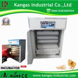 Entièrement automatique petit oeuf Parrot incubateur industriel Hatcher