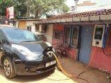 Изготовление EV голодает зарядная станция электрического автомобиля