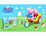 Giocattoli stabiliti della Camera della famiglia di Pigl dei giocattoli della plastica del regalo di promozione per la ragazza (1048703)