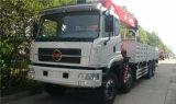 頑丈なクレーン車のマニピュレーターの貨物自動車のトラックの価格15トンの