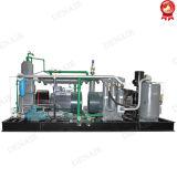 Compresor de aire de alta presión industrial del aumentador de presión de 2 etapas