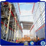 세륨 증명서를 가진 큰 경간 강철 구조물 공장